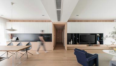 140平米四null风格客厅欣赏图