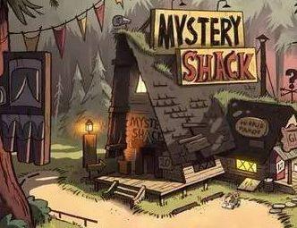 神秘小屋桌游俱乐部