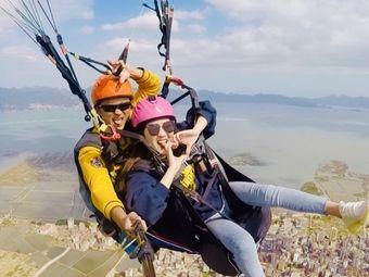 福州罗源湾·腾川滑翔伞飞行基地