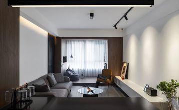 90平米三null风格客厅图