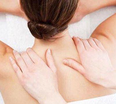肩颈保养效果图