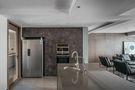 140平米一居室null风格厨房装修效果图