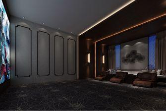 140平米别墅null风格影音室装修效果图