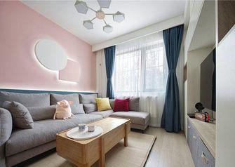 70平米一居室null风格客厅图