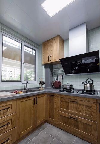 100平米三null风格厨房效果图