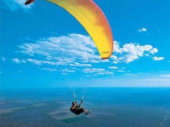 襄阳旭东飞行营地·滑翔伞·动力伞·热气球