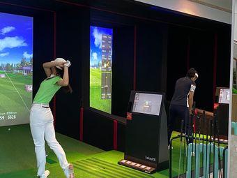 BTR聚友国际室内高尔夫体验馆