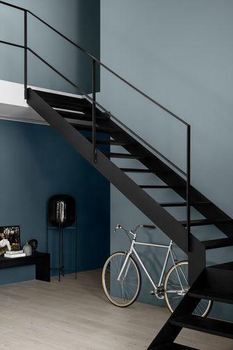 50平米null风格楼梯间设计图