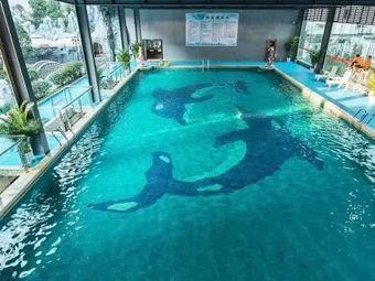 盛士游泳俱乐部(甜城酒店梦之源恒温游泳池)