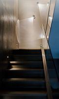140平米三null风格楼梯间图片大全