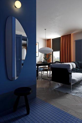 80平米一居室null风格客厅装修效果图