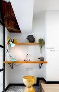 30平米以下超小户型null风格书房装修案例