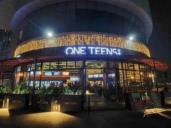 ONE TEENS 文青餐吧