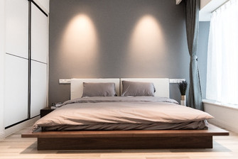 50平米一居室null风格卧室装修案例