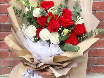 520鲜花(弥勒幸福花店)