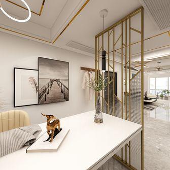 140平米三null风格客厅设计图