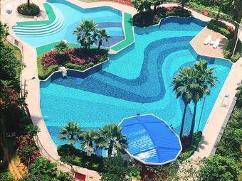 秋谷康城游泳池