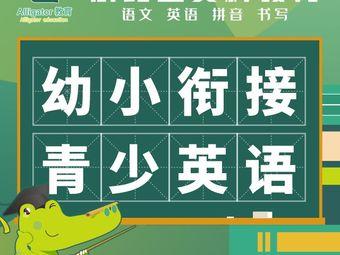 Alligator小鳄鱼文科教育