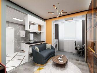 30平米以下超小户型null风格客厅装修案例
