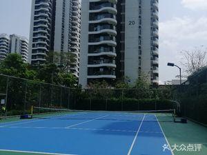简易网球俱乐部