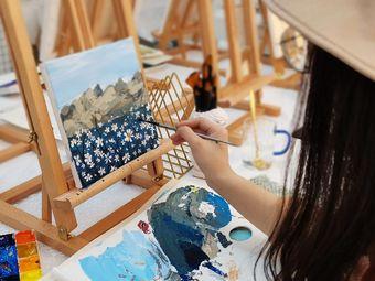 JOYONE ART 就玩艺术绘馆·零基础油画·创意礼品