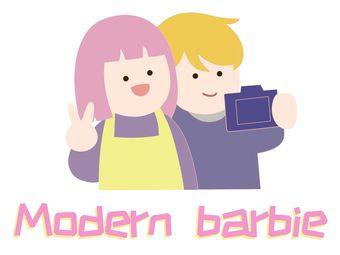 Modern barbie换装自拍馆