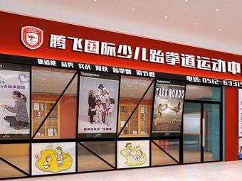 腾飞国际少儿跆拳道运动中心(万宝店)