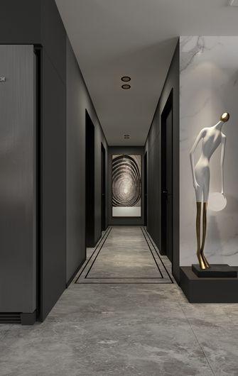 140平米三null风格走廊设计图