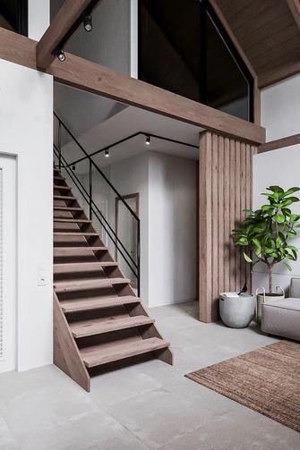 140平米复式null风格楼梯间图片