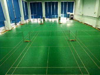 山东体育学院羽毛球馆