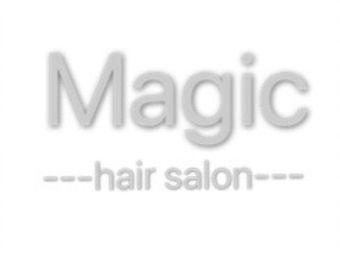 Magic hair salon