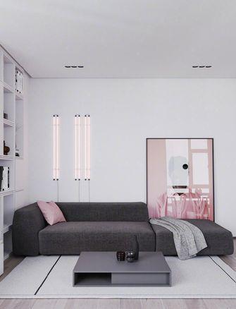60平米公寓null风格客厅欣赏图