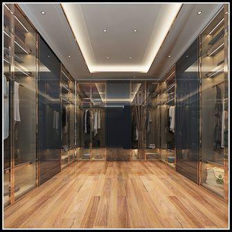豪华型140平米别墅null风格衣帽间装修图片大全