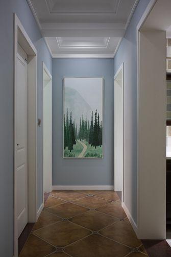 100平米三null风格走廊设计图