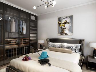 140平米三null风格卧室装修案例