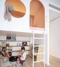 80平米null风格儿童房装修效果图