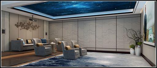 豪华型140平米别墅null风格影音室欣赏图