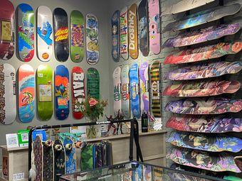 ACE滑板店·滑板培训