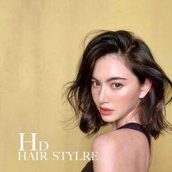 HD hair style的图片