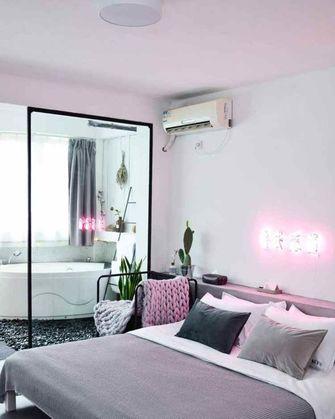 60平米一居室null风格卧室效果图