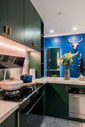60平米一居室null风格厨房装修案例