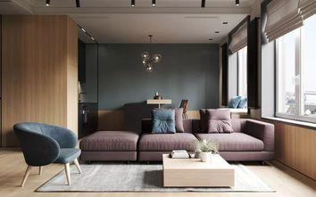 60平米公寓null风格客厅装修图片大全
