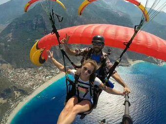 湄潭木云滑翔伞飞行营地