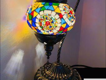 Mosaic Crafts etc.土耳其馬賽克燈手工創藝坊-DIY團建