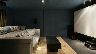140平米别墅null风格影音室装修图片大全