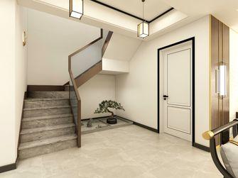 140平米别墅null风格楼梯间设计图