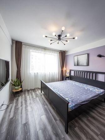 60平米一居室null风格卧室欣赏图
