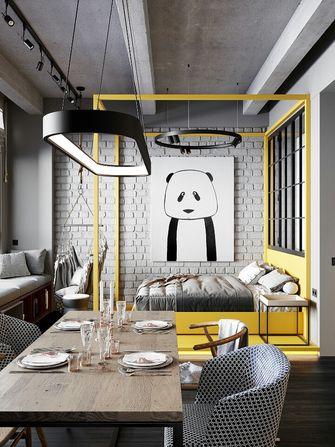 60平米一居室null风格餐厅图