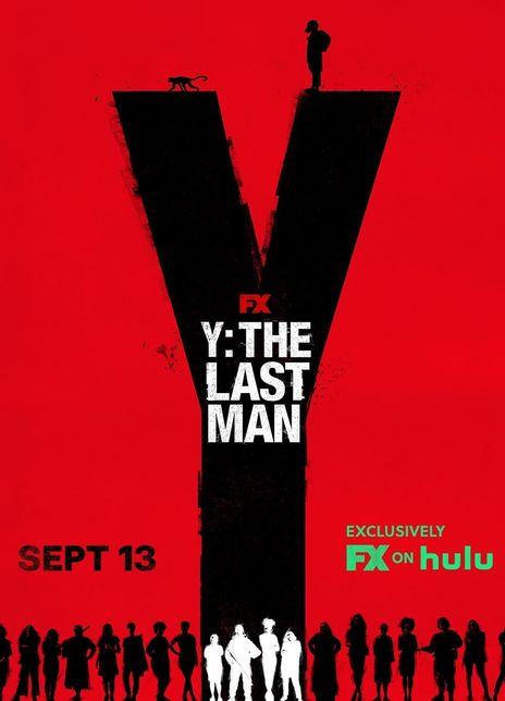 Y染色体 Y: The Last Man (2021)