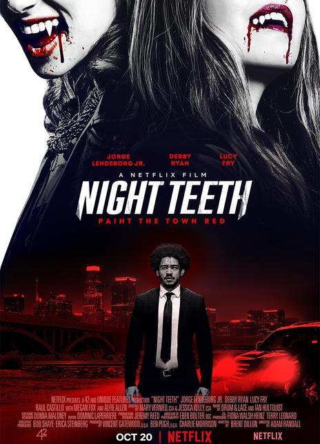 2021美国惊悚《暗夜獠牙》HD1080P.中英双字